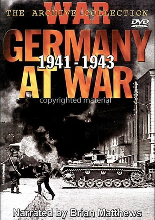 Germany At War 1941 - 1943 Movie