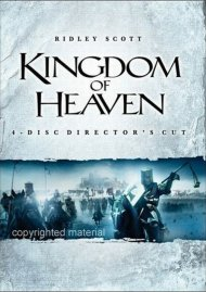 Kingdom Of Heaven: 4 Disc Directors Cut Movie