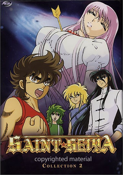 Saint Seiya: Collection 2 Movie