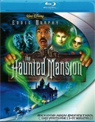 Haunted Mansion, The Blu-ray