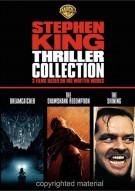 Stephen King Thriller Collection Movie