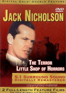 Jack Nicholson: The Terror / Little Shop Of Horrors Movie