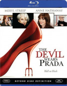Devil Wears Prada, The Blu-ray