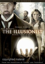 Illusionist, The (Fullscreen) Movie