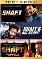 Shaft / Shafts Big Score! / Shaft In Africa (3 Pack) Movie