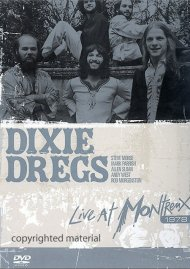 Dixie Dregs: Live At Montreux 1978 Movie