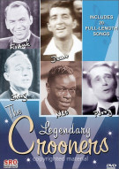 Legendary Crooners, The: Frank, Dean, Bing, Nat & Perry Movie