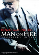 Man On Fire: Special Edition (Steelbook) Movie