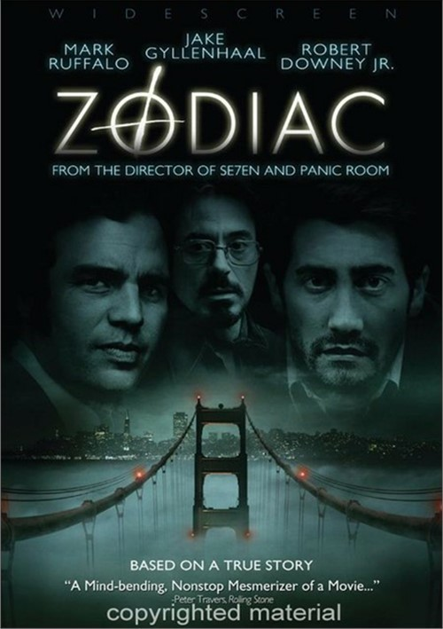 Zodiac (Widescreen) Movie