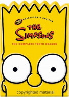 Simpsons, The: The Complete Tenth Season (Bart Collectible Packaging) Movie