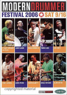 Modern Drummer Festival 2006: SAT 9/16 Movie