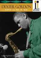 Jazz Icons: Dexter Gordon Movie