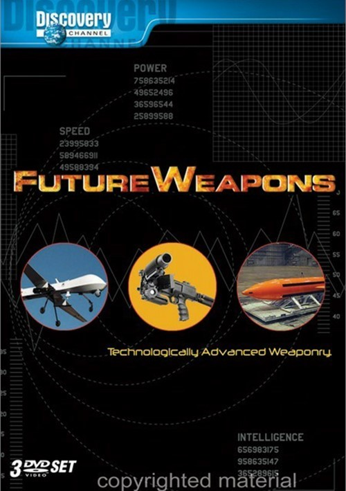 Future Weapons: Season 1 Movie