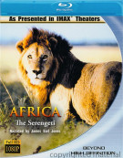 IMAX: Africa The Serengeti Blu-ray