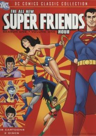 All New Super Friends Hour, The: Season One - Volume One Movie