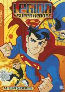 Legion Of Superheroes: Volume 2 Movie