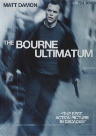 Bourne Ultimatum, The (Fullscreen) Movie