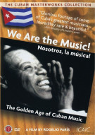Cuban Masterworks Collection, The: We Are The Music! Movie
