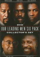 Our leading Men Six Pack: Collectors Set Movie