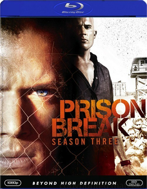 Prison Break: Season 3 Blu-ray