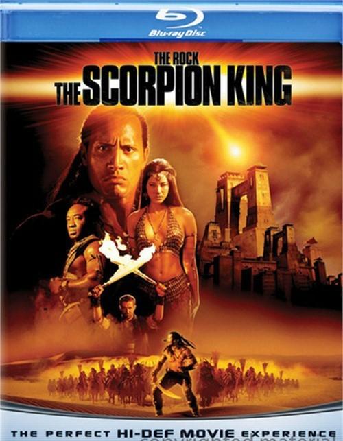 Scorpion King, The Blu-ray