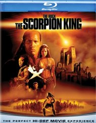 Scorpion King, The Blu-ray