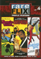 Rareflix: Volume 4 (Triple Feature) Movie