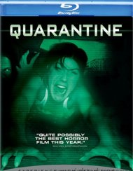 Quarantine Blu-ray