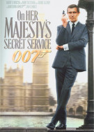 On Her Majestys Secret Service (Repackage) Movie