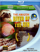 Amazon, The: River Of The Sun Blu-ray