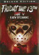 Friday The 13th: Part V - A New Beginning - Deluxe Edition Movie