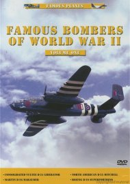 Famous Planes: Famous Bombers Of World War II - Volume 1 Movie