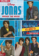 Jonas: Rockin The House - Volume 1 Movie