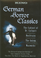 German Horror Classics Movie