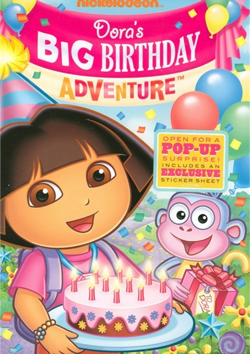 Dora The Explorer: Doras Big Birthday Adventure Movie