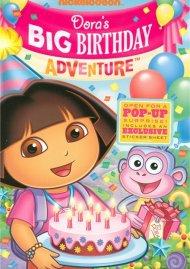 Dora The Explorer: Doras Big Birthday Adventure Movie