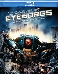 Eyeborgs Blu-ray