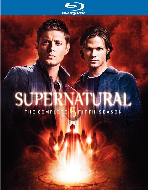 Supernatural: The Complete Fifth Season Blu-ray