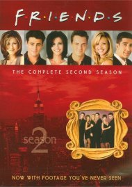 Friends: The Complete Second Season Movie