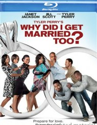 Why Did I Get Married Too? Blu-ray