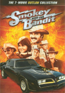 Smokey And The Bandit: The 7 Movie Outlaw Collection Movie