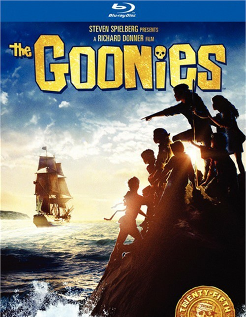 Goonies, The: 25th Anniversary Collectors Edition Blu-ray
