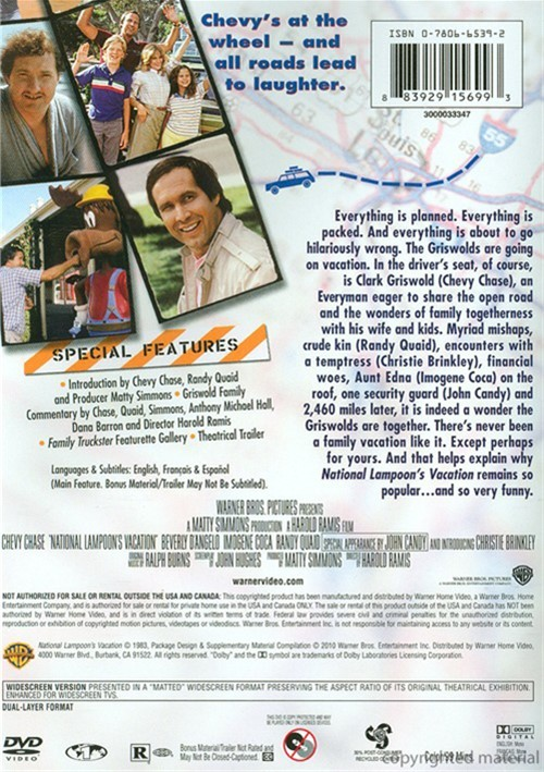 National Lampoon's Vacation (DVD 1983)