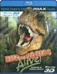 IMAX: Dinosaurs Alive! (Blu-ray 3D) Blu-ray