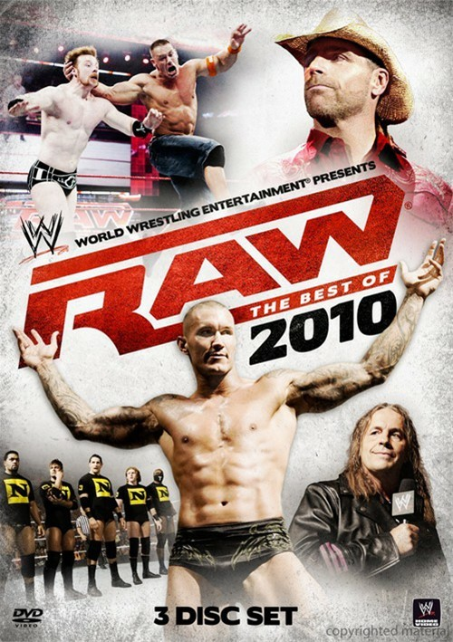 WWE: Raw - The Best Of 2010 Movie