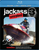 Jackass 3: Unrated Blu-ray