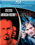 American History X / A History Of Violence (Double Feature) Blu-ray