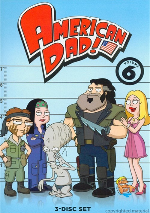 American Dad!: Volume 6 Movie