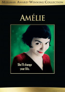Amelie (DVD + UltraViolet) Movie