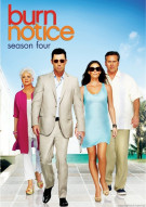 Burn Notice: Season Four Movie